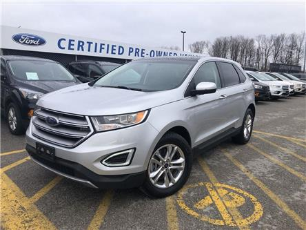 2018 Ford Edge SEL (Stk: ES20078A) in Barrie - Image 1 of 23