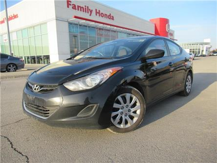2012 Hyundai Elantra 4dr Sdn Manual GL | Gas SAVER | HEATED SEATS (Stk: 089735T) in Brampton - Image 1 of 19