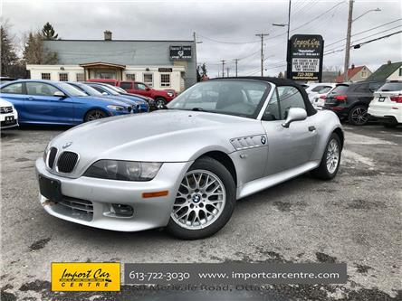 2000 BMW Z3 2.8 (Stk: F42403) in Ottawa - Image 1 of 20