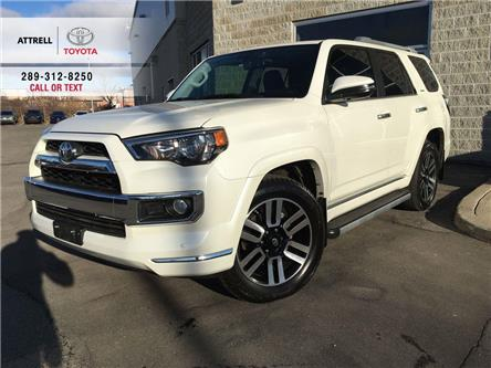2017 Toyota 4Runner LIMITED 4WD 7 PASS, NAVI, LEATHER, SUNROOF, ALLOY, (Stk: 8833) in Brampton - Image 1 of 26