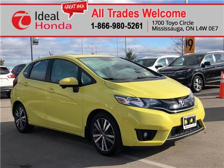 2016 Honda Fit EX (Stk: I191768A) in Mississauga - Image 1 of 20