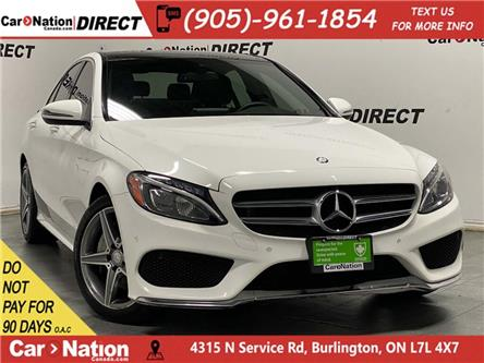 2016 Mercedes-Benz C-Class Base (Stk: CN6070) in Burlington - Image 1 of 35