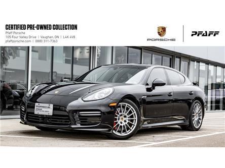 2016 Porsche Panamera GTS (Stk: U8398) in Vaughan - Image 1 of 21