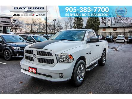 2016 RAM 1500 ST (Stk: 207538B) in Hamilton - Image 1 of 18