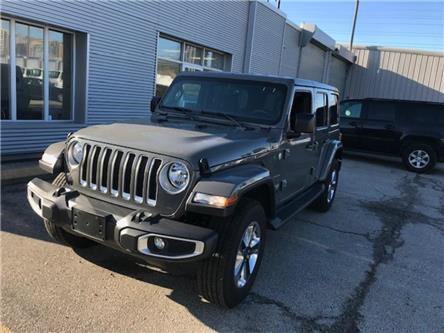 2019 Jeep Wrangler Unlimited Sahara (Stk: 1c4hjx) in Etobicoke - Image 2 of 8