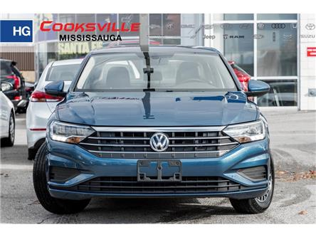 2019 Volkswagen Jetta 1.4 TSI Highline (Stk: 8139PR) in Mississauga - Image 2 of 18