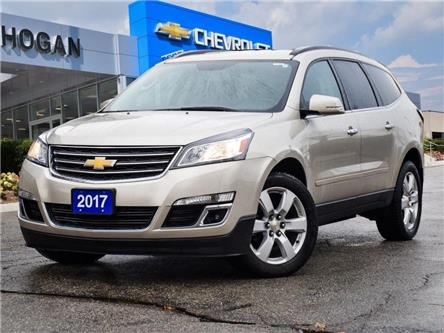 2017 Chevrolet Traverse 1LT (Stk: WN149566) in Scarborough - Image 1 of 27
