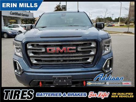 2020 GMC Sierra 1500 AT4 (Stk: LZ140562) in Mississauga - Image 2 of 24