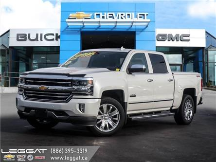 2017 Chevrolet Silverado 1500 High Country (Stk: 207522A) in Burlington - Image 1 of 30