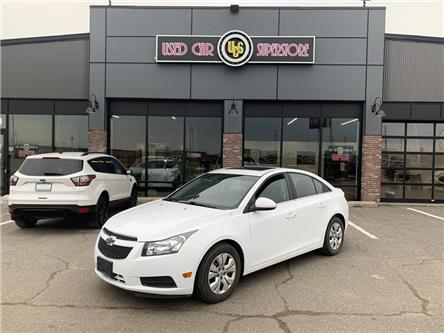 2014 Chevrolet Cruze 1LT (Stk: 3801A) in Thunder Bay - Image 1 of 6