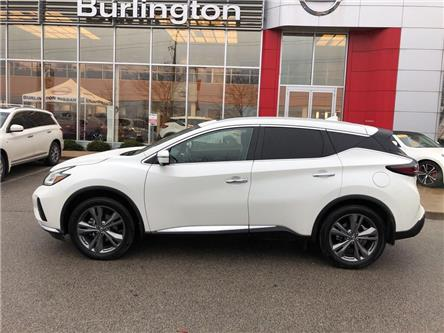 2019 Nissan Murano Platinum (Stk: A6856) in Burlington - Image 2 of 19