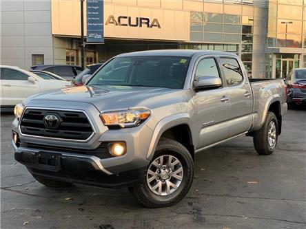 2018 Toyota Tacoma SR5 (Stk: D466) in Burlington - Image 1 of 30