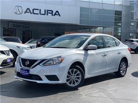 2018 Nissan Sentra 1.8 SV Midnight Edition (Stk: 4111) in Burlington - Image 1 of 28