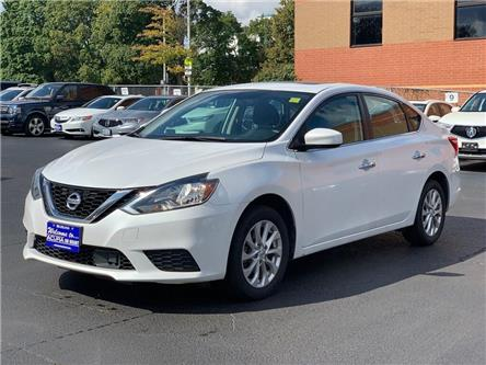 2018 Nissan Sentra 1.8 SV Midnight Edition (Stk: 4111) in Burlington - Image 2 of 28