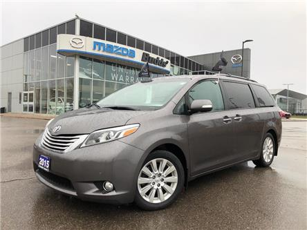 2015 Toyota Sienna XLE 7 Passenger (Stk: 16830A) in Oakville - Image 1 of 21