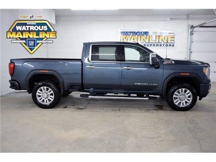 2020 GMC Sierra 2500HD Denali (Stk: L1076) in Watrous - Image 1 of 48