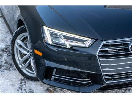 2018 Audi A4 2.0T Technik (Stk: N5431A) in Calgary - Image 2 of 15