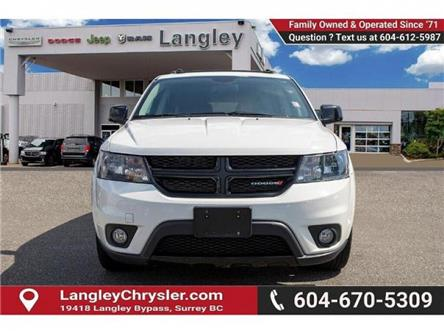 2017 Dodge Journey SXT (Stk: EE910450) in Surrey - Image 2 of 23