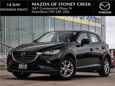 2019 Mazda CX-3 GS (Stk: SN1409A) in Hamilton - Image 1 of 24