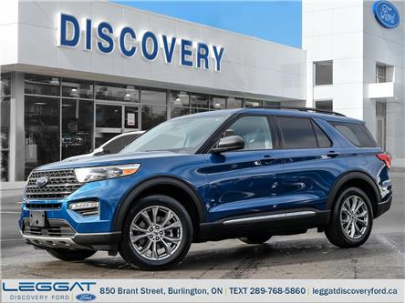 2020 Ford Explorer XLT (Stk: EX20-94535) in Burlington - Image 1 of 23