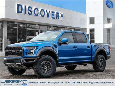 2020 Ford F-150 Raptor (Stk: F120-43347) in Burlington - Image 1 of 25