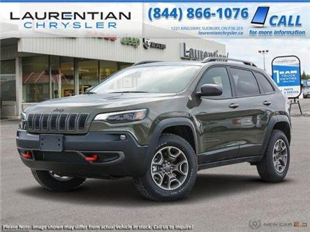 2020 Jeep Cherokee Trailhawk (Stk: 20139) in Sudbury - Image 1 of 23