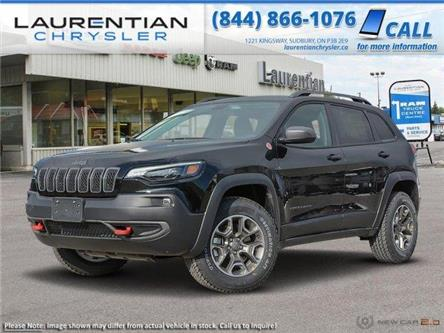 2020 Jeep Cherokee Trailhawk (Stk: 20144) in Sudbury - Image 1 of 20