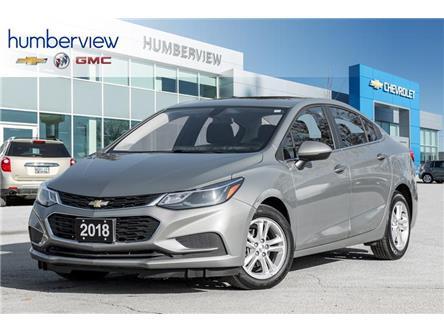 2018 Chevrolet Cruze LT Auto (Stk: APR4270) in Toronto - Image 1 of 20