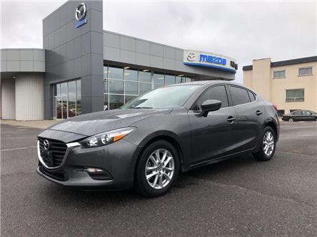 2018 Mazda Mazda3  (Stk: 19T121B) in Kingston - Image 1 of 15
