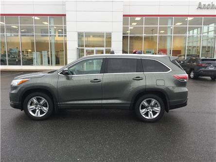 2015 Toyota Highlander Limited (Stk: U97-19) in Stellarton - Image 1 of 16
