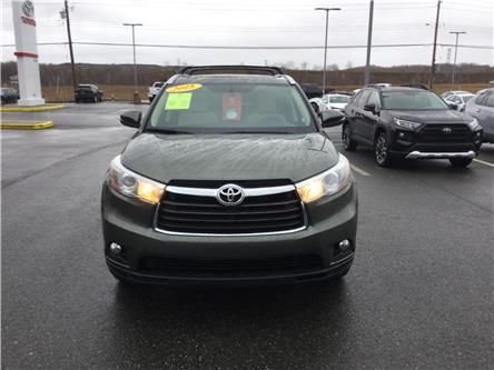 2015 Toyota Highlander Limited (Stk: U97-19) in Stellarton - Image 2 of 16