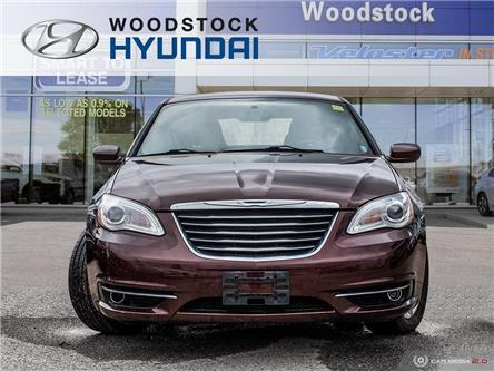 2012 Chrysler 200 Touring (Stk: HD18047A) in Woodstock - Image 2 of 27