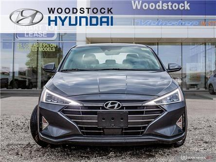 2019 Hyundai Elantra Ultimate (Stk: HD19079) in Woodstock - Image 2 of 27
