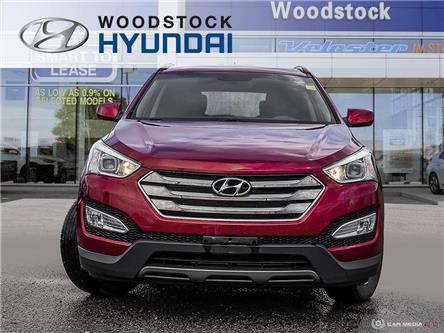 2016 Hyundai Santa Fe Sport 2.4 Premium (Stk: SE19007A) in Woodstock - Image 2 of 27
