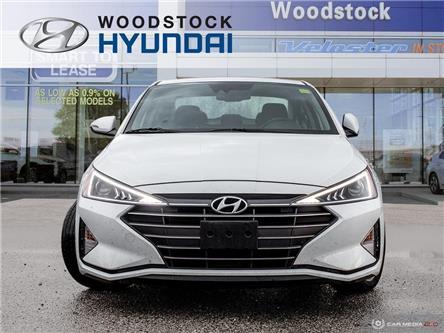 2019 Hyundai Elantra Luxury (Stk: TN19076A) in Woodstock - Image 2 of 27