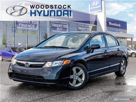 2008 Honda Civic DX (Stk: TN19039A) in Woodstock - Image 1 of 27