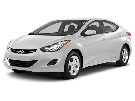 2013 Hyundai Elantra GL (Stk: X4836A) in Charlottetown - Image 1 of 7