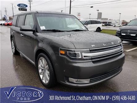 2019 Ford Flex Limited (Stk: V10364CAP) in Chatham - Image 1 of 21