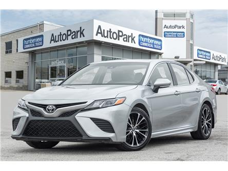 2018 Toyota Camry SE (Stk: ) in Mississauga - Image 1 of 20