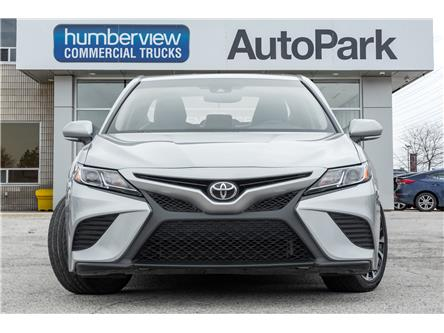 2018 Toyota Camry SE (Stk: ) in Mississauga - Image 2 of 20