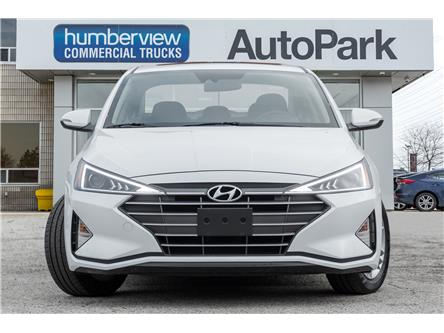 2020 Hyundai Elantra Preferred w/Sun & Safety Package (Stk: APR6084) in Mississauga - Image 2 of 20
