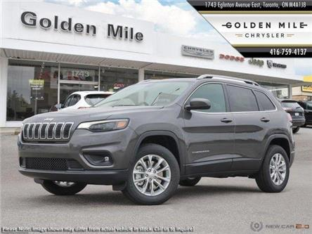 2019 Jeep Cherokee North (Stk: 19015) in North York - Image 1 of 22