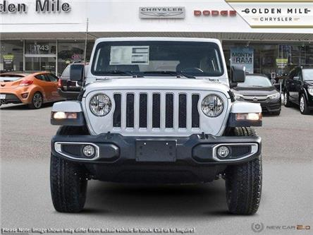 2019 Jeep Wrangler Unlimited Sahara (Stk: 19275) in North York - Image 2 of 23