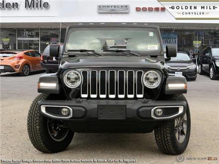 2018 Jeep Wrangler Unlimited Sahara (Stk: 18290) in North York - Image 2 of 10