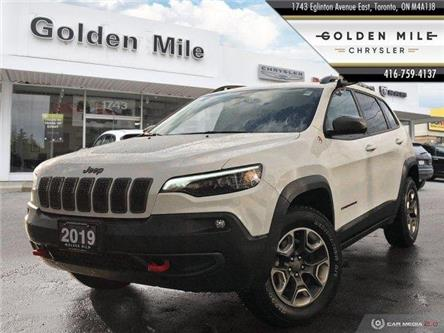 2019 Jeep Cherokee Trailhawk (Stk: P4907) in North York - Image 1 of 22