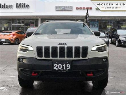 2019 Jeep Cherokee Trailhawk (Stk: P4907) in North York - Image 2 of 22