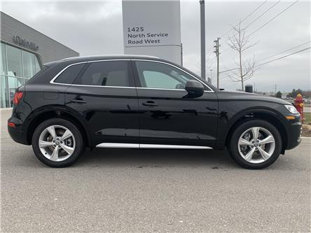 2020 Audi Q5 45 Progressiv (Stk: 51254) in Oakville - Image 2 of 21