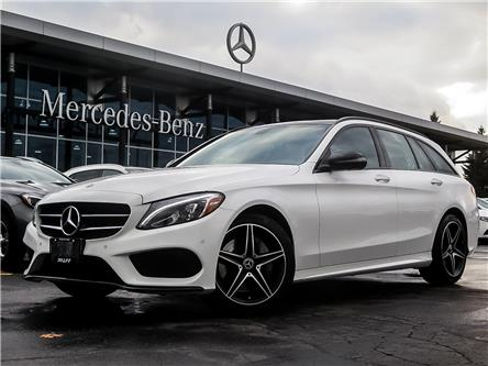 2018 Mercedes-Benz C-Class Base (Stk: K3944) in Kitchener - Image 1 of 28