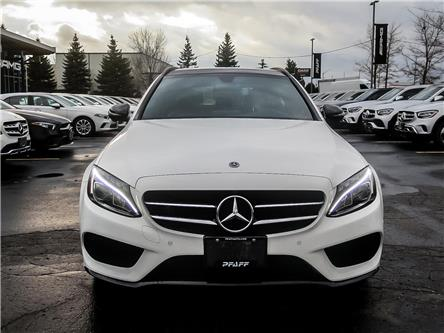 2018 Mercedes-Benz C-Class Base (Stk: K3944) in Kitchener - Image 2 of 28
