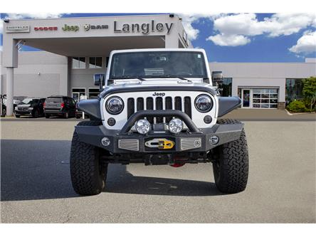 2015 Jeep Wrangler Unlimited Sahara (Stk: K602693A) in Surrey - Image 2 of 23
